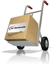GK Removals - Removal services